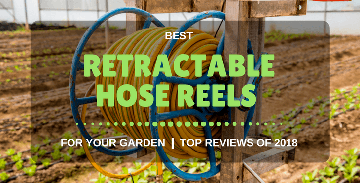 best retractable hose reels