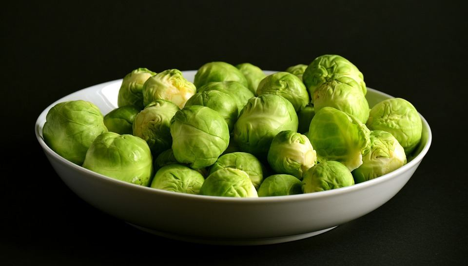 how to grow brussel sprouts - Harvest Brussels Sprouts